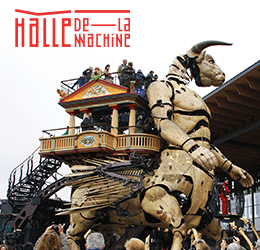halle machine juillet