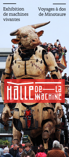 halle machine aout
